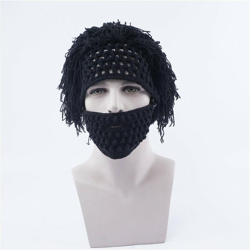 Christmas Gift Wool Knitted Mask Outdoor