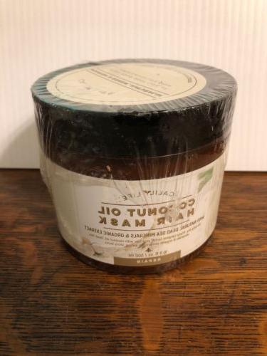 coconut oil hair mask organic conditioner dead