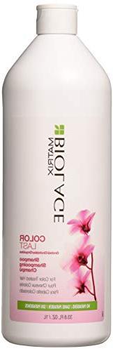 Matrix Biolage ColorLast Shampoo and Conditioner 33.8 Ounce