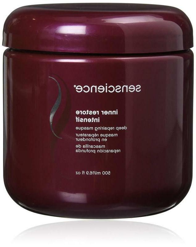 Deep Mask Hair Treatment Restore Unisex 16 9