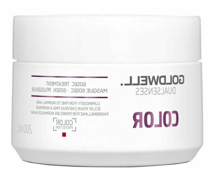 dualsenses color brilliance 60sec treatment hair masque