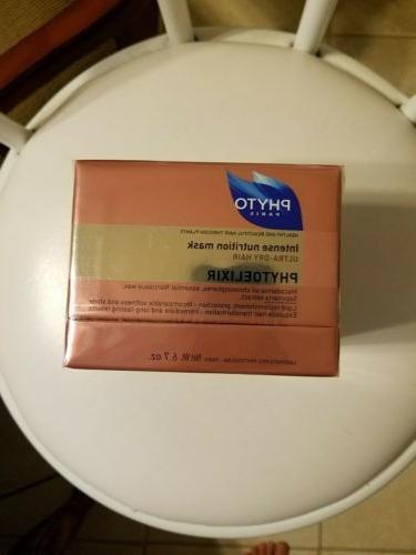 elixir intense nutrition mask 6 7 oz