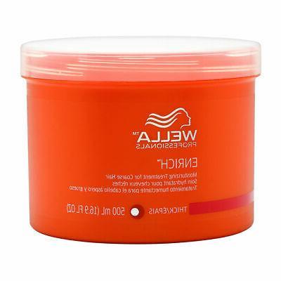 enrich moisturizing treatment coarse hair