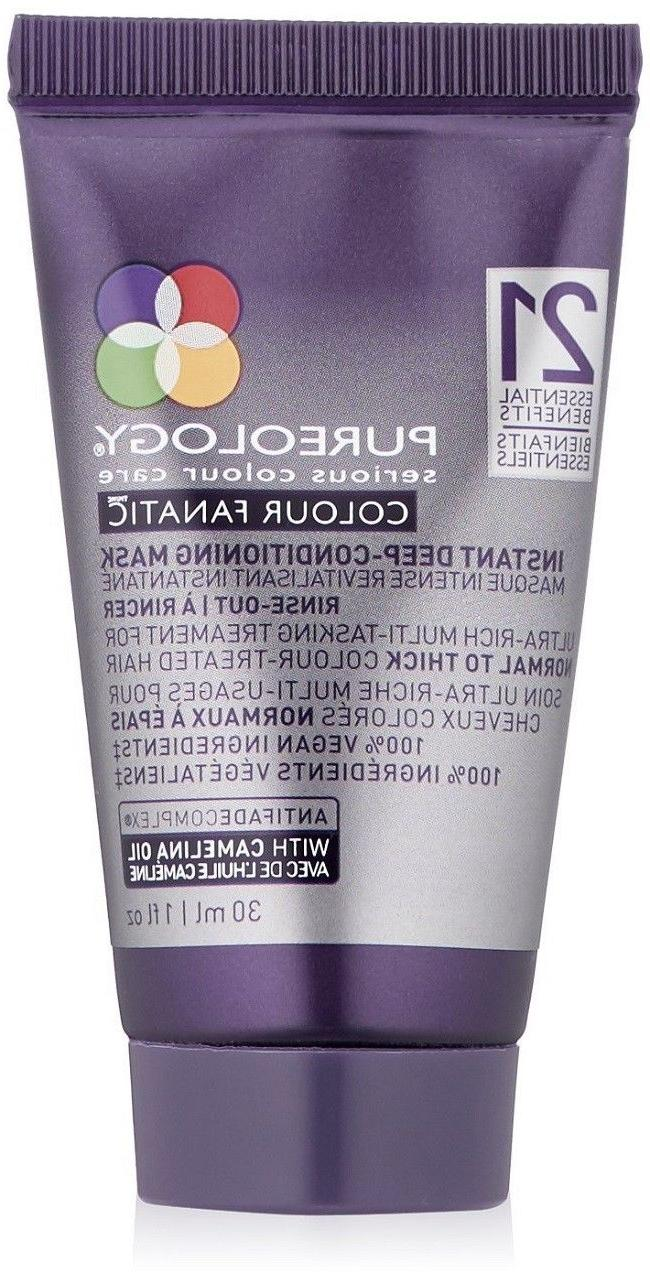 Pureology Colour Fanatic Instant Deep-Conditioning Mask, 1 F