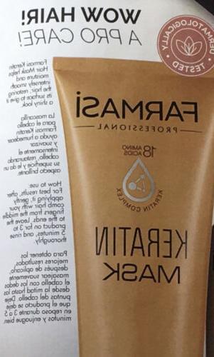 FARMASI Professional KERATIN Set