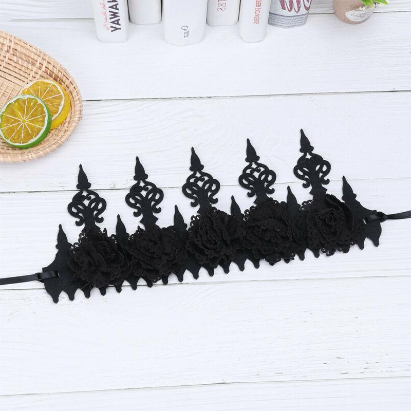 Fashion Headband Black Hoop