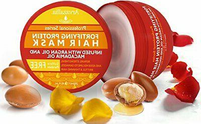 Fortifying Mask and Deep with Argan Oil and -