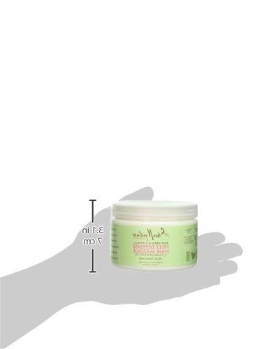Shea Cupuacu Frizz Masque for 12 Ounce