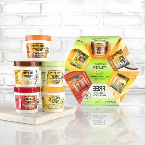 fructis 1 minute hair mask variety gift