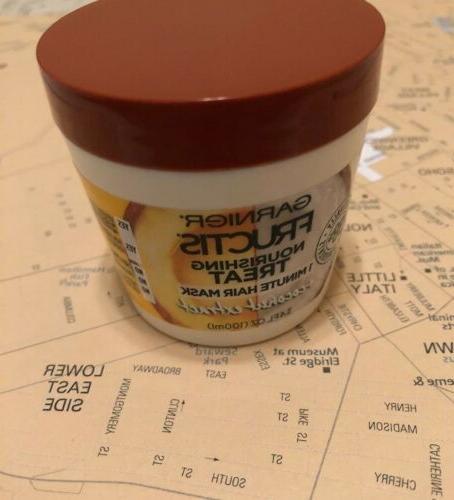 Garnier Nourishing Treat 1 Minute Jar