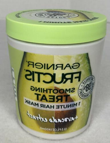 fructis smoothing treat hair mask