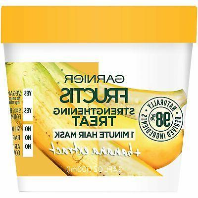 fructis strengthening treat hair mask
