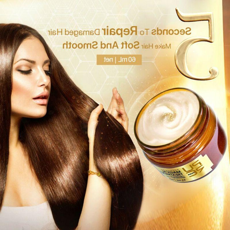 hair mask deep conditioner keratin silk hydrating