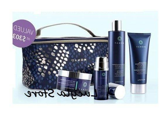 MONAT Hair Restructuring Collection Mask Serum Train 5Pcs