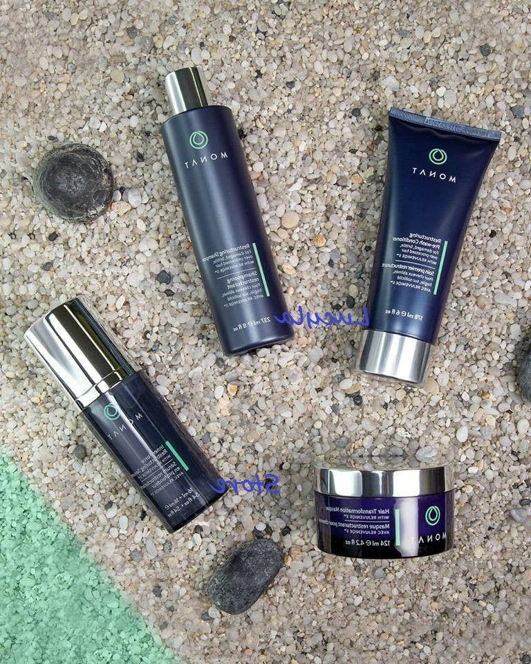 MONAT Hair Restructuring Collection Mask Case 5Pcs