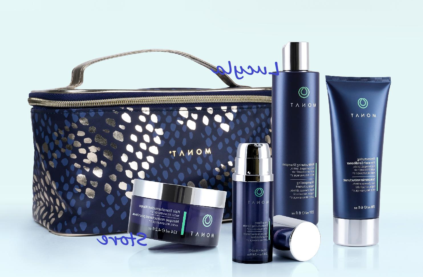 hair set new restructuring hair care collection