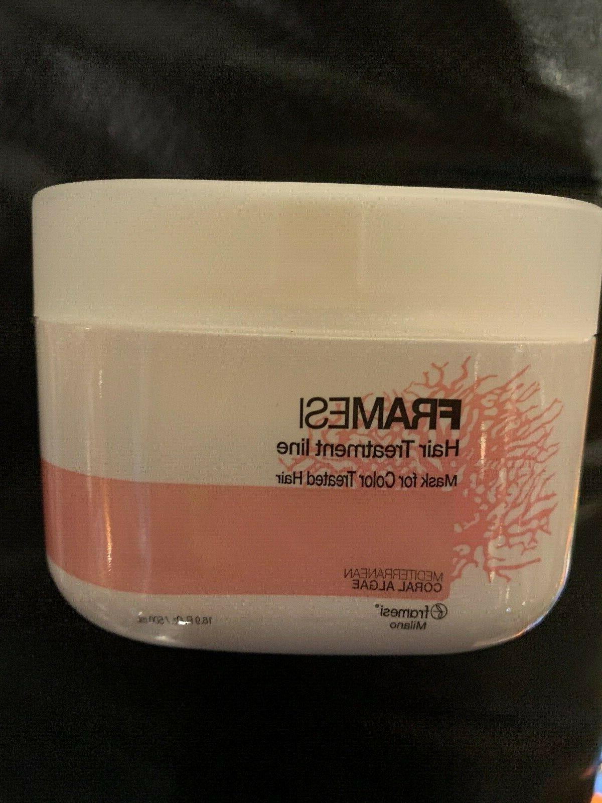 hair treatment line mask for color treated