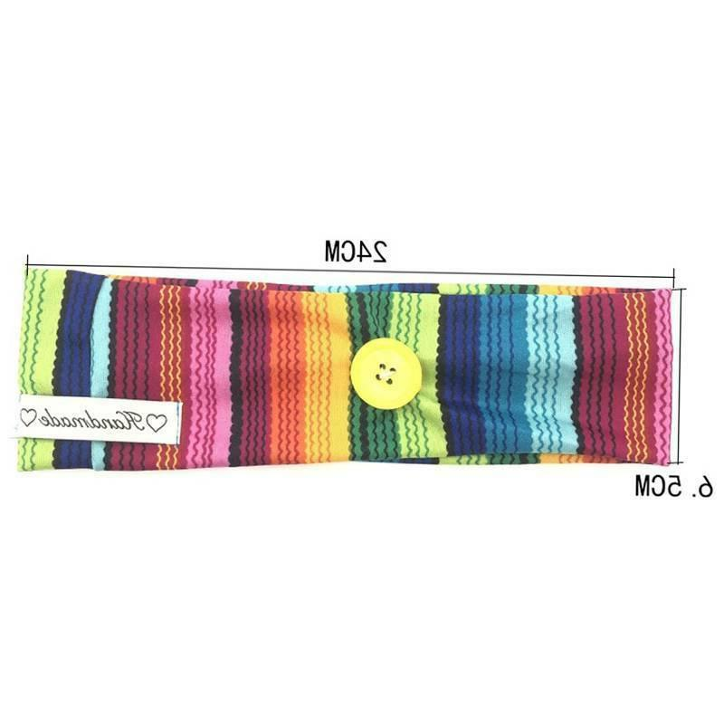 Headbands with For Face Mask Hair Sweatband Unisex