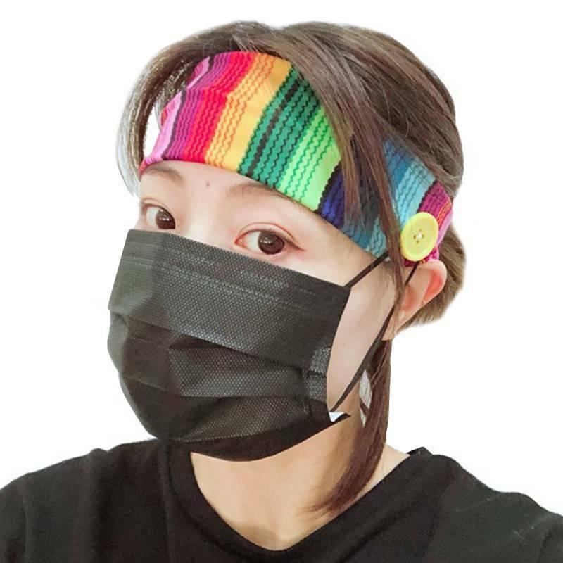 Headbands For Face Hair Unisex