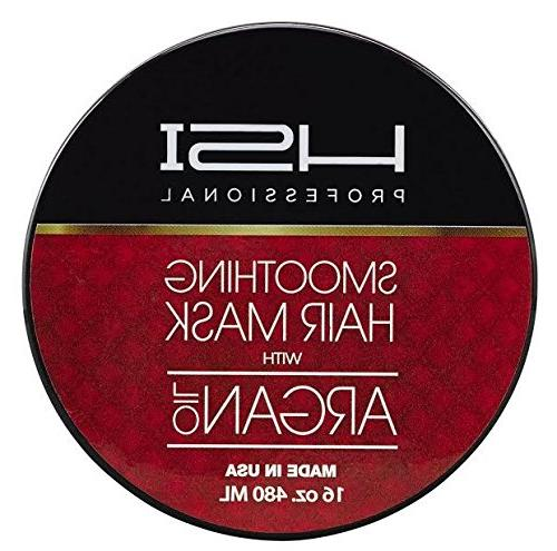 HSI Hydrating smoothing Anti-Frizz all with a, b, c, silky, smooth hair. sulfate Made in USA. more split ends