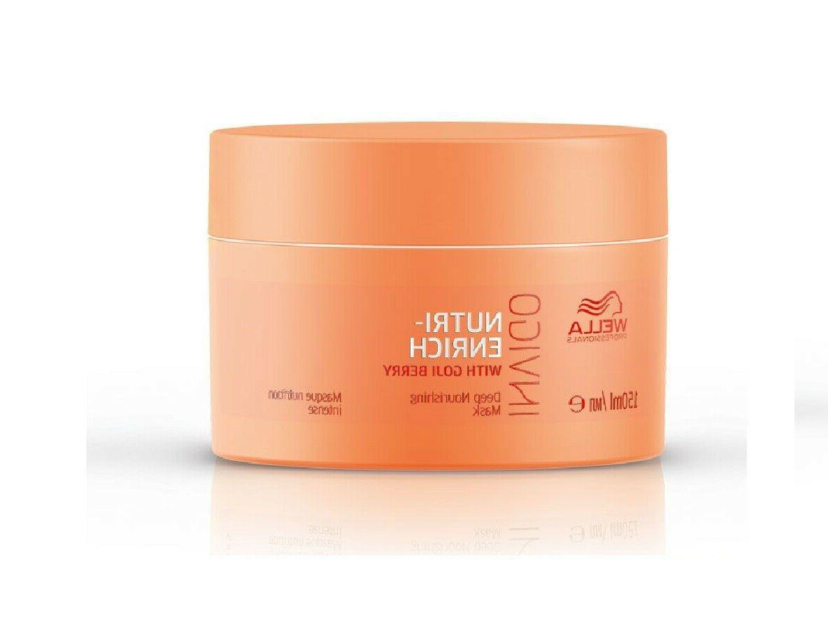 Invigo Nutri Enrich dry hair mask, 150 ml, Wella Professiona