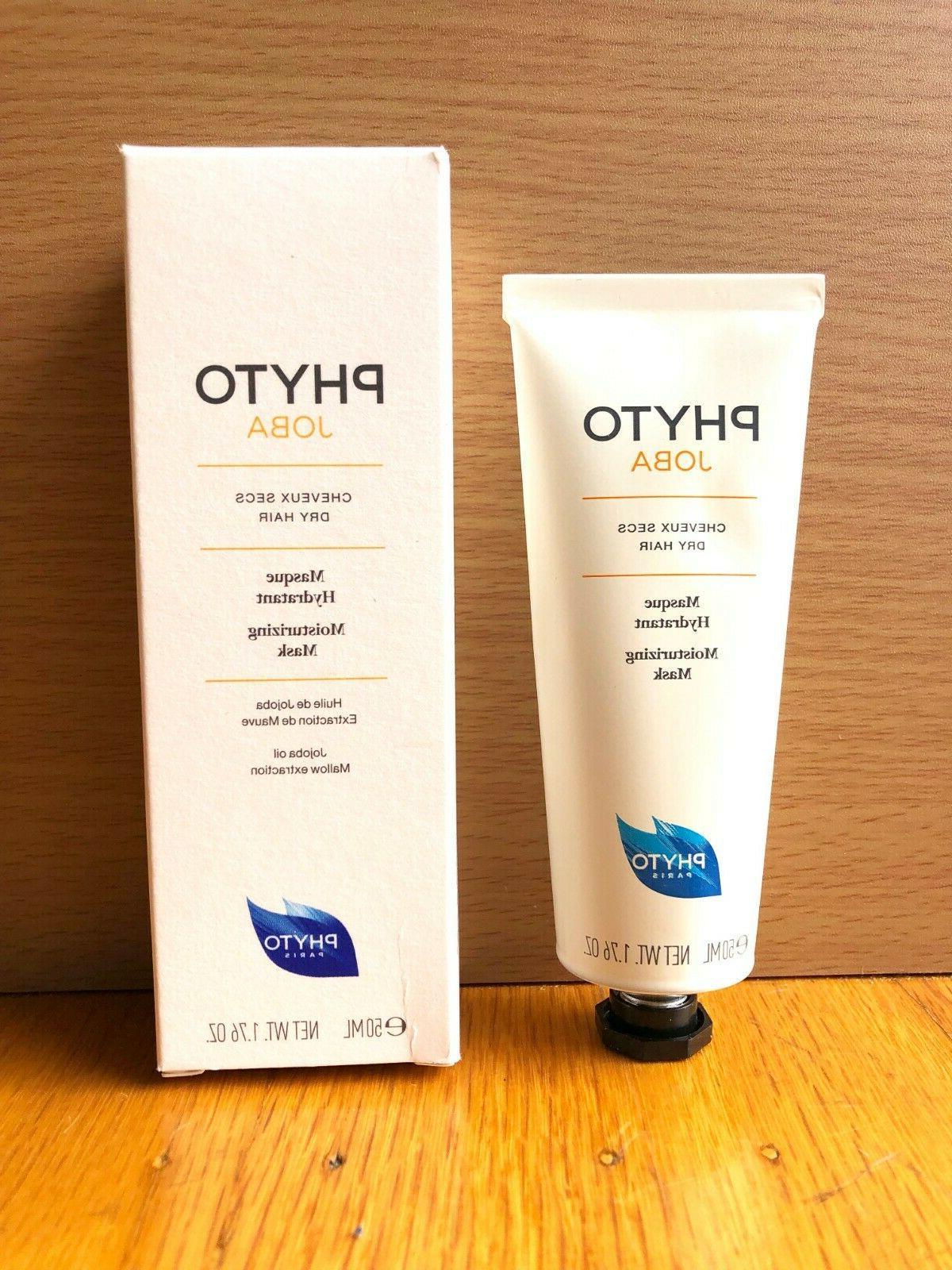 joba moisturizing hair mask 1 76 oz