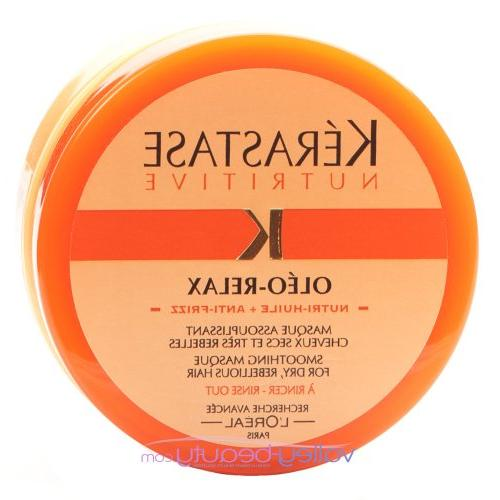 kerastase nutritive oleo relax smoothing