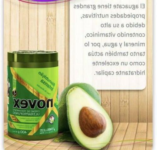 Aguacate Mask
