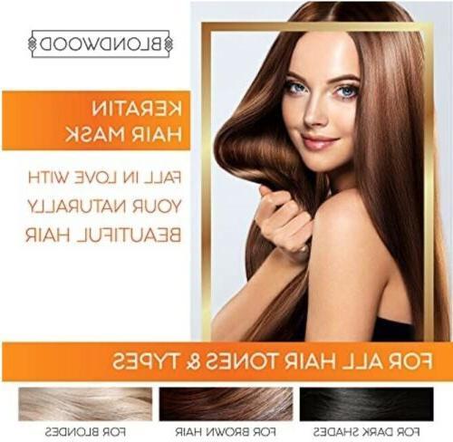 Blondwood Biotin Collagen Hair 8