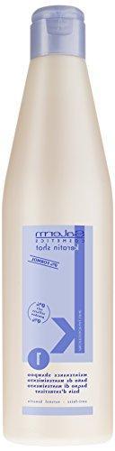 Salerm Keratin Shot 1 Maintenance Shampoo 18oz/500ml