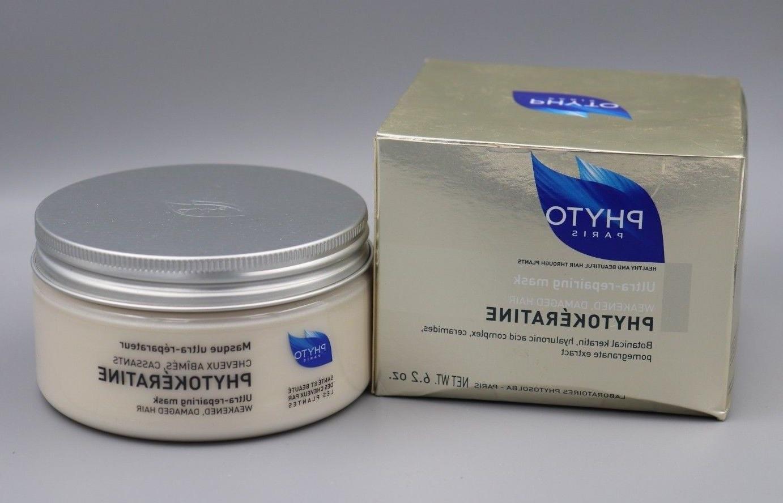 keratine ultra repairing mask weakened damaged hair
