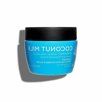 luseta coconut milk hair mask