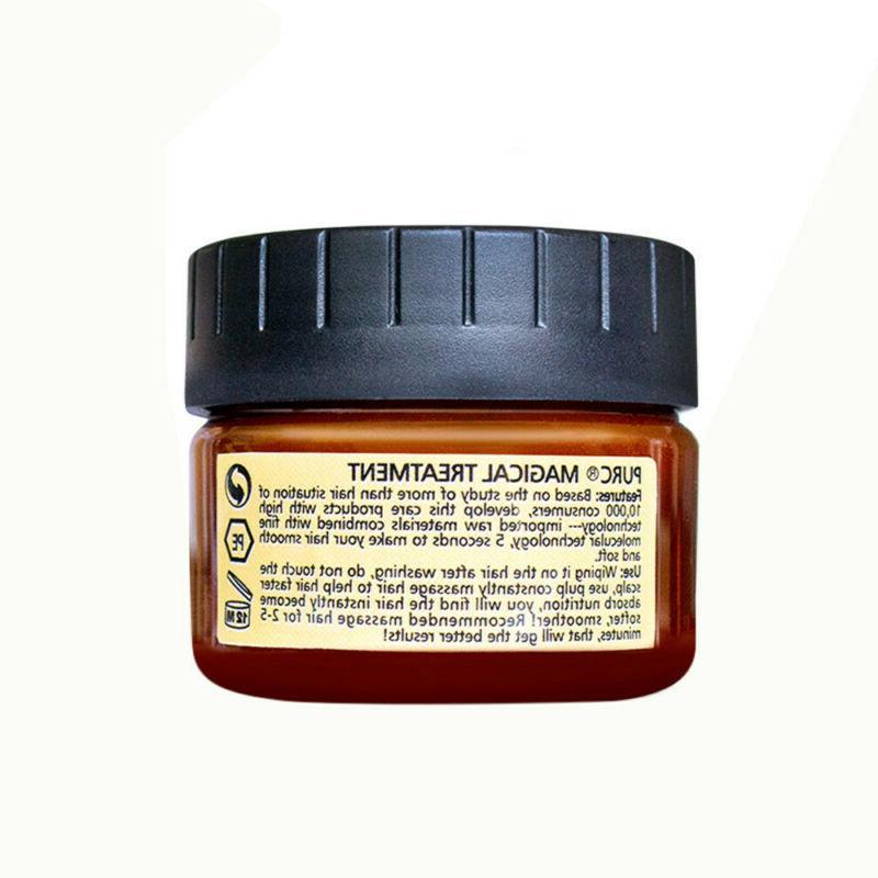 PURC Magical keratin Treatment 5Seconds Damage Hair Root ML