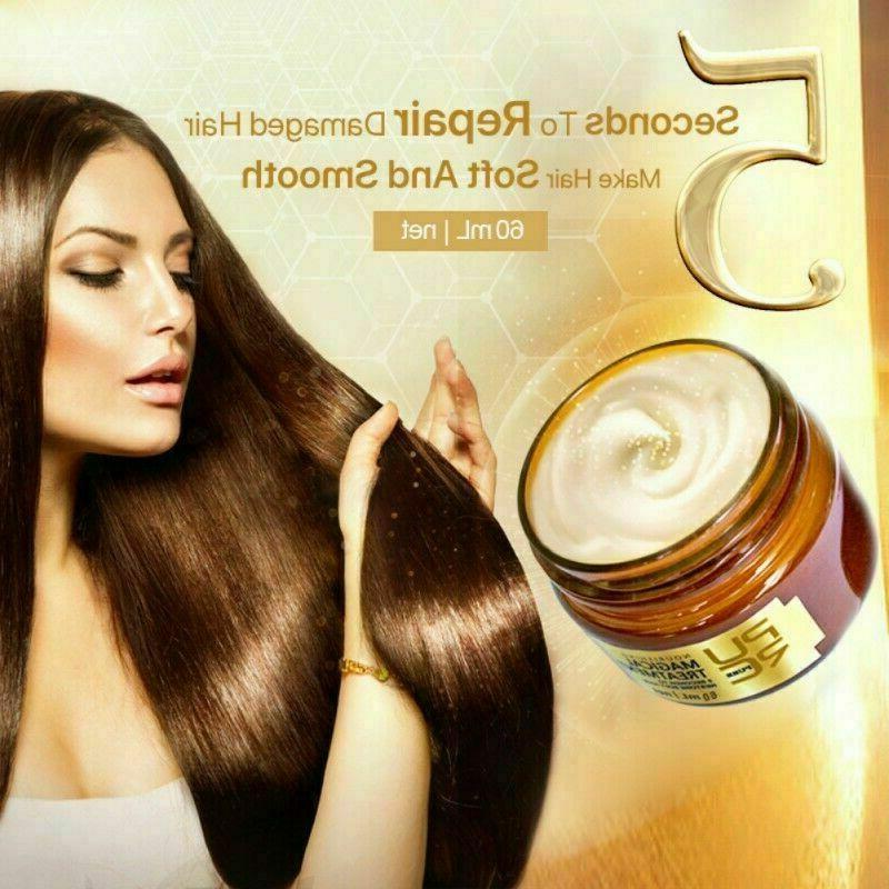 Magical Hair Tonic Keratin Hair Sec Damage Hair