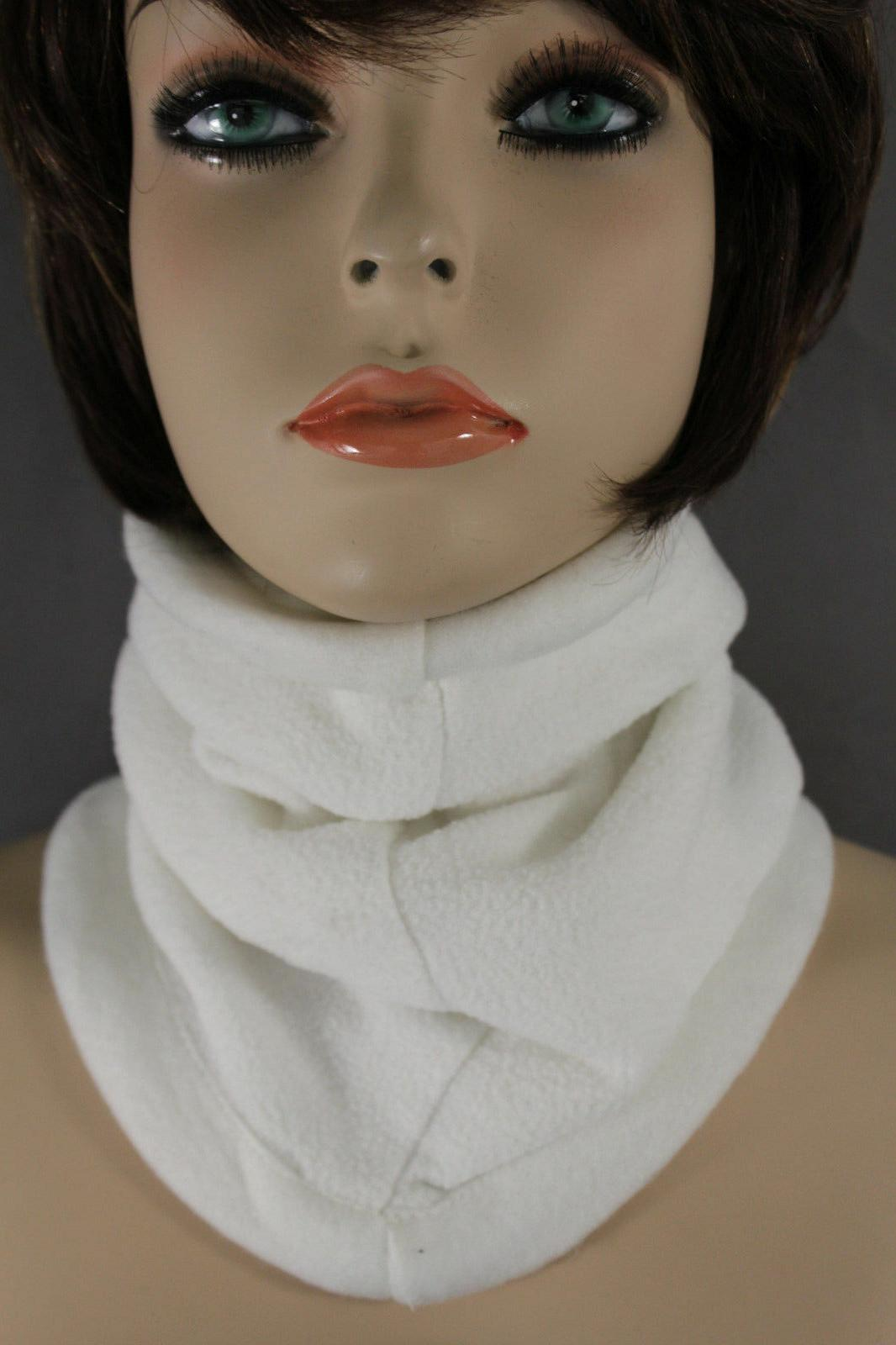 men women scarf turtle neck warmer head