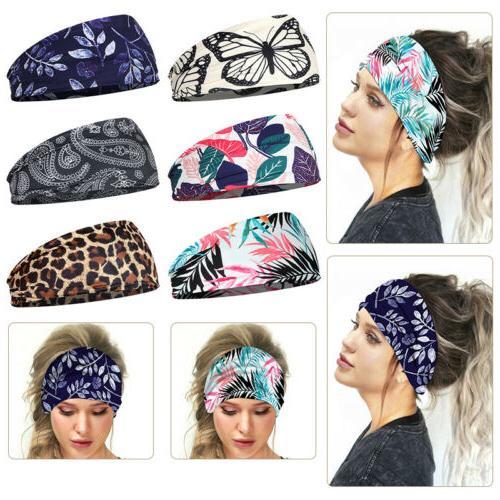 multi functional elastic hair wrap headband mask