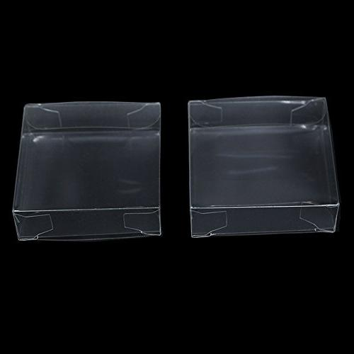 multiple usage clear plastic retail
