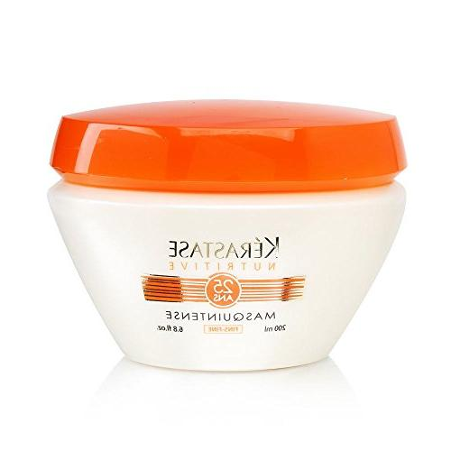 nutritive masquintense concentrated nourishing treatment