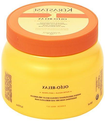 Nutritive Oleo Unisex Hair Mask by Kerastase, 16.9-Ounce