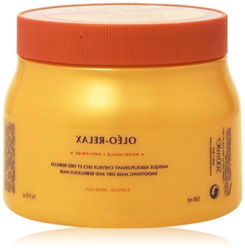 nutritive oleo relax masque hair