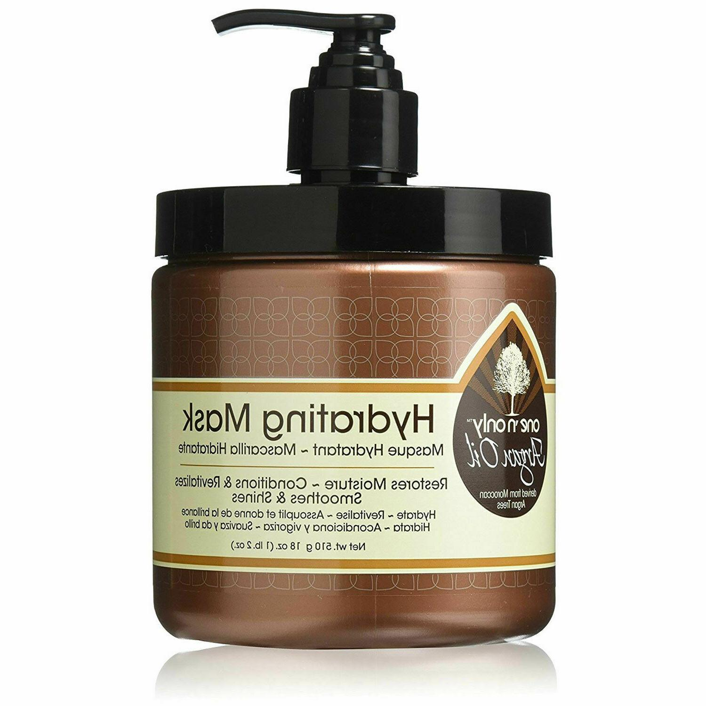 one n only argan oil hydrating hair