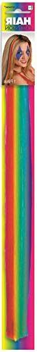 Amscan Spirit Hair Extensions Accessory, Multicolored, Synth