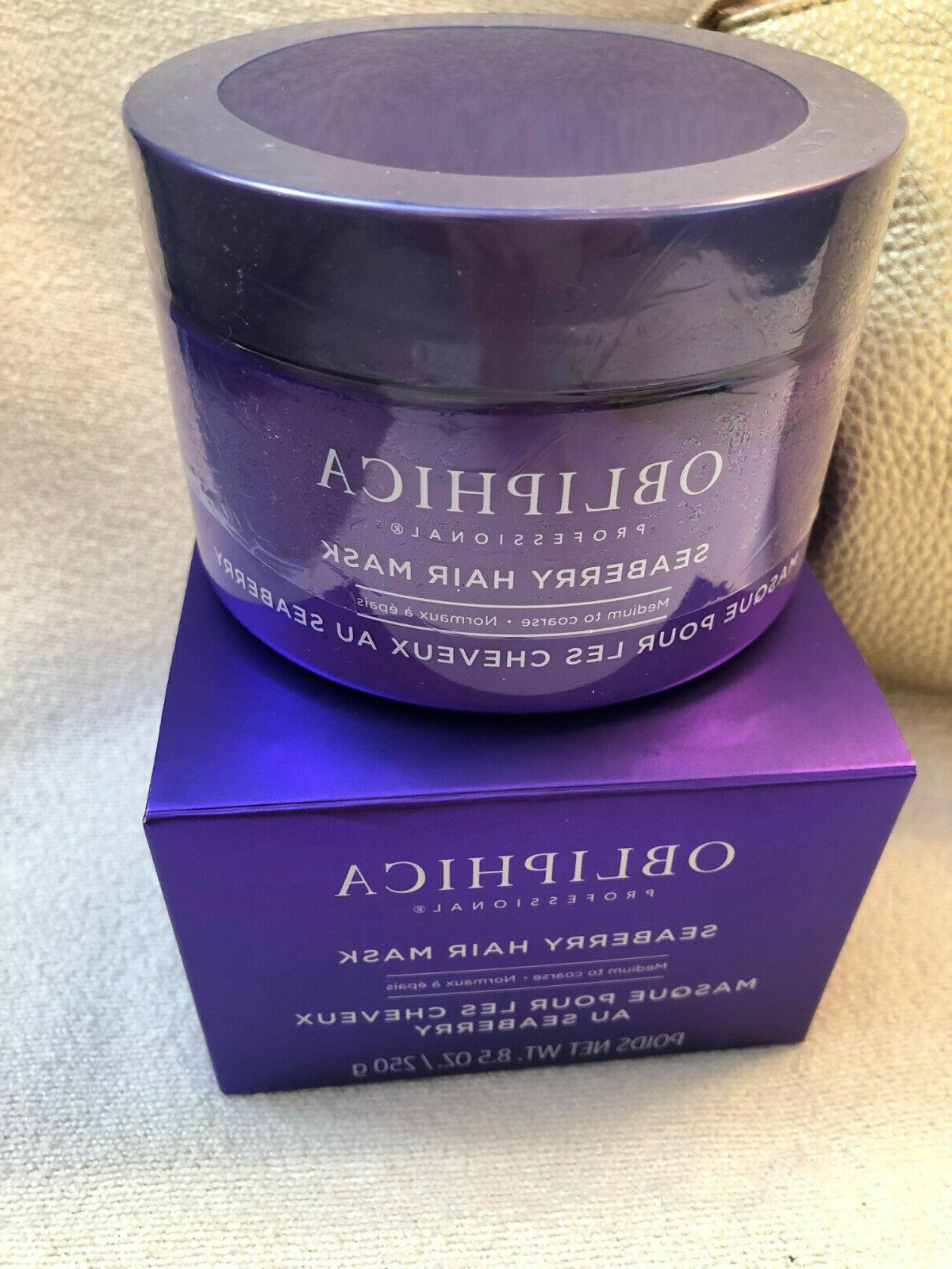 Obliphica Professional Seaberry Mask for Medium to Coarse