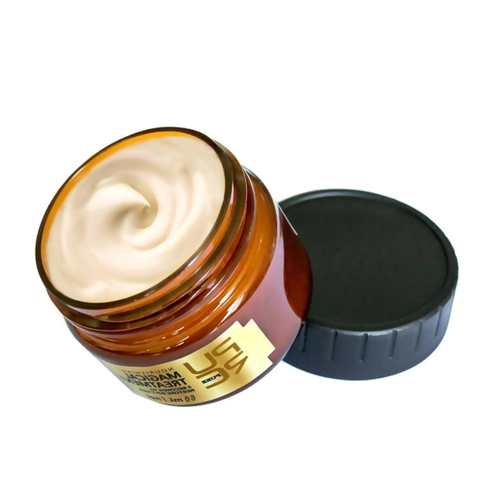 PURC <font><b>Deep</b></font> Repair Mask Nutrition Smooth Free Steam Blemish Dyeing <font><b>Conditioner</b></font>
