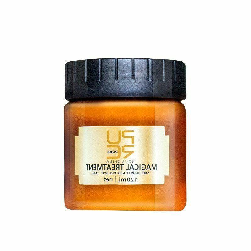PURE Hair Magical Keratin Moisturizing Dry