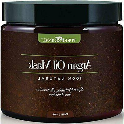 pure original argan oil hair mask deep