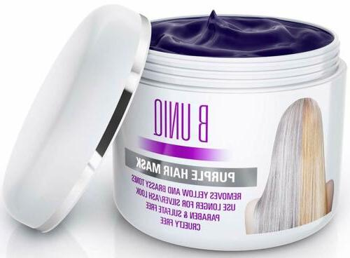 Purple Blonde Hair 7.27 Oz