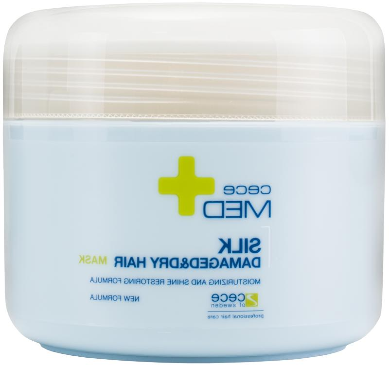 Cece Med Silk advanced formula damaged and dry hair mask 300