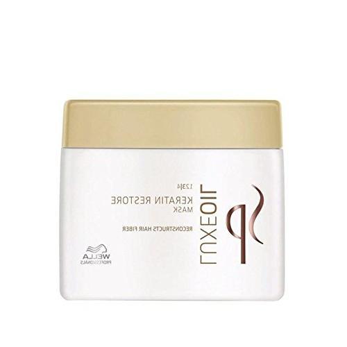 sp luxeoil keratin restore hair