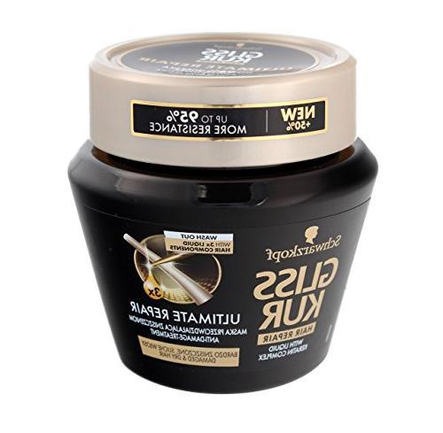 ultimate repair anti damage hair